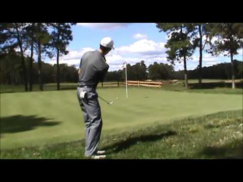 Sean Corriston 2015 College Golf Recruitment Video