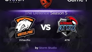 Virtus.Pro vs Alternate Attax, game 1