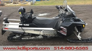 7. Ski Doo Expedition 600 etec 2011