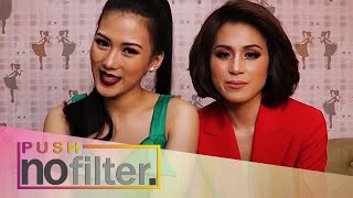 Video PUSH No Filter: Toni and Alex Gonzaga: Amazing Sisterhood MP3, 3GP, MP4, WEBM, AVI, FLV Maret 2019