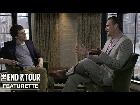 The End of the Tour Featurette 'A Conversation'