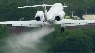Just what exactly happened here?Gulfstream IV  N842PA on 23 May 2017, BHX to Wilmington.Found out afterwards this is reputedly the flight taking Ariana Grande home early from her ill-fated tour of the UK.Update - confirmation of the reason for the flight is at http://www.wwaytv3.com/2017/05/24/ariana-grande-makes-brief-stop-at-wilmington-international-airport/