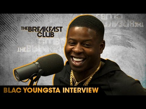 Black Youngsta Interview With The Breakfast Club