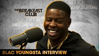Video Black Youngsta Interview With The Breakfast Club (9-9-16) MP3, 3GP, MP4, WEBM, AVI, FLV Februari 2019