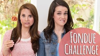 Special thanks to Wilton for sponsoring this video. I got a lot of requests to do another challenge video with my sister Mo!