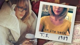 7 Reasons Taylor Swift Is Just Like Us
