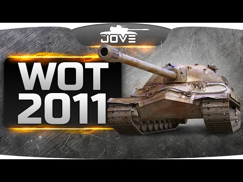 WORLD OF TANKS 2011.