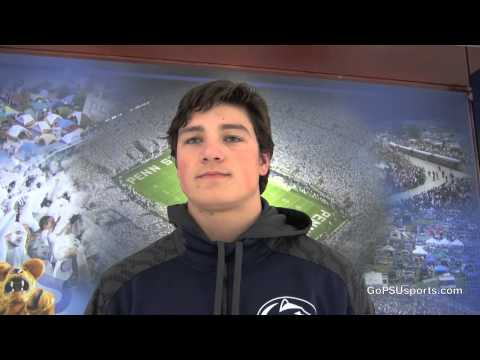 Christian Hackenberg Interview 12/3/2013 video.