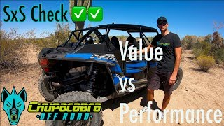 9. SXS Check - My 2018 Polaris RZR 4 Turbo - Value vs. Performance