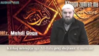 1. Surja El-Fatiha - Hfz. Mehdi Goga