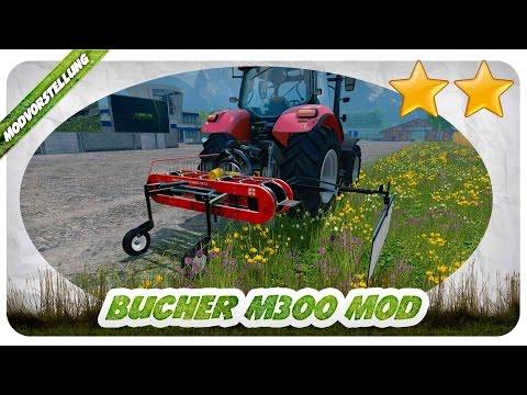 Bucher M300 v3.0