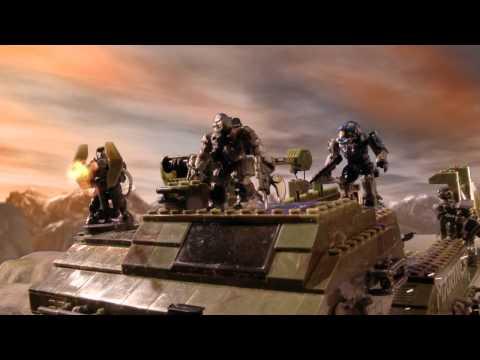Smyths Toys Mega Bloks Halo Demo