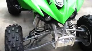 8. 2009 Kawasaki KFX450r for sale