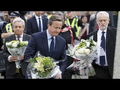 Η Βρετανία πενθεί την Τζο Κοξ