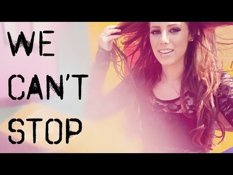 """Miley Cyrus  """"We Can't Stop"""" Cover by Avery"""