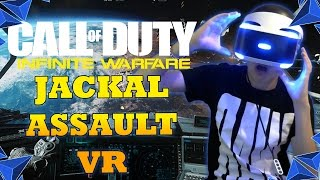 Hey guys and girls Mike this is Jackal assault on call of duty infinite warfare and is my first VR video on this channel , if you do enjoy make sure to like ...