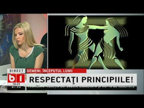 HOROSCOP 360 de grade, cu Alina Badic ZODIA GEMENI , INCEPUTUL LUNII AUGUST 2017