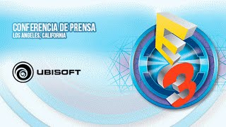 Punto.Gaming! TV en VIVO | Especial E3 | Conferencia Ubisoft