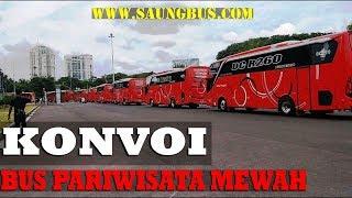 Video Konvoi Bus Pariwisata SHD Mewah   Trip bareng Mitra Rahayu MP3, 3GP, MP4, WEBM, AVI, FLV Juni 2018