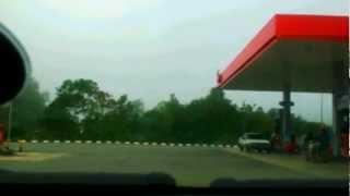 Besut Malaysia  city photo : Driving to Perhentian Island (Kuala Besut, Malaysia) Time Lapse