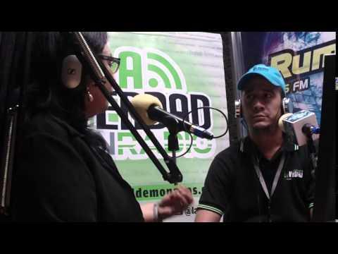 Entrevista a La Verdad de Monagas en La Verdad en Radio