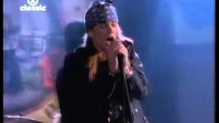 Guns N' Roses - Sweet Child O' Mine vídeo clip