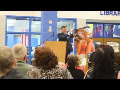 Video: Wilson County Library Roast of Susie James