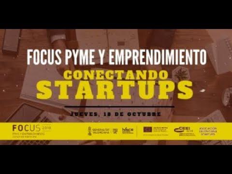 """Vídeo Promocional Focus Pyme y Emprendimiento """"Conectando Startups""""[;;;][;;;]"""