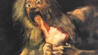Saturn Devouring His Son (goya)