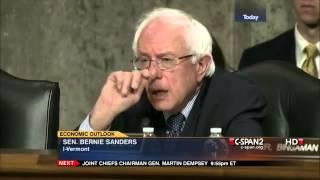 Nonton Bernie Sanders V  Ben Bernanke  Too Big To Fail  6 7 2012  Film Subtitle Indonesia Streaming Movie Download