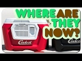 Coolest Cooler - Where are they NOW? waptubes