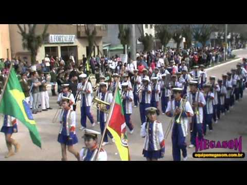 DESFILE CIVICO CERRO GRANDE DO SUL 2011