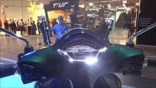 7. VESPA GTS Touring 125 - Model 2019