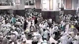 خطبة وصلاة الجمعة من المسجد الحرام بمكة المكرمة 13   12   1431 هـ الجزء 1