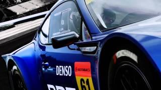 SUBARU BRZ GT300 Preview