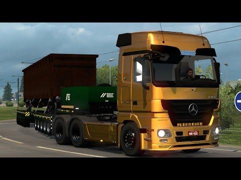 Mercedes Benz Actros 2546 1.28.x