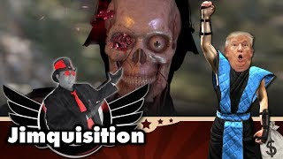 Video Violence In Videogames, Wankers In The White House (The Jimquisition) MP3, 3GP, MP4, WEBM, AVI, FLV April 2018