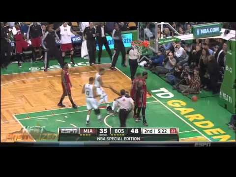 Jim Ross Reacts To Lebron James Posterizing Jason Terry (HD)