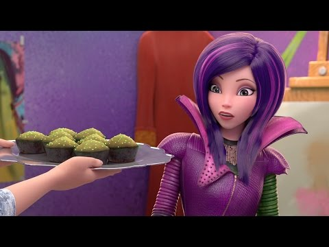 Evie's Explosion of Taste | Episode 1 | Descendants: Wicked World