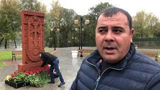 В Серпухове появился новый памятник