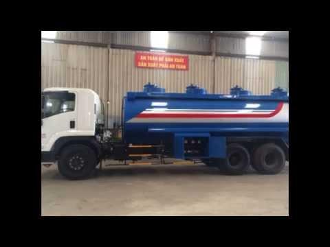 Bán xe chở xăng dầu 18 khối Isuzu,0946808366