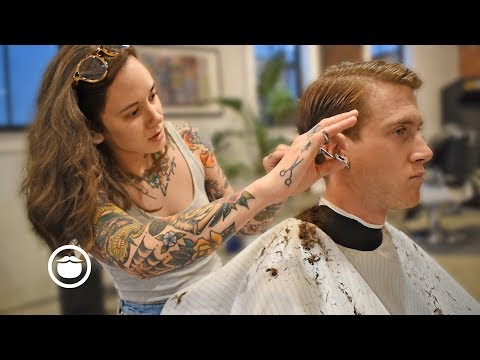 Clean & Handsome Styling By Andy | The Philadelphia Barber Co.