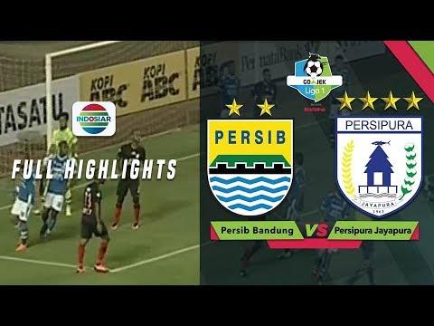 PERSIB BANDUNG (2) vs PERSIPURA JAYAPURA (0) - Full Highlights | Go-Jek LIGA 1 bersama Bukalapak