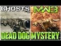 "COD Ghosts - ""DEAD DOG FOUND IN MW3"" Is There A Link? (Call of Duty) ""Easter Egg"""