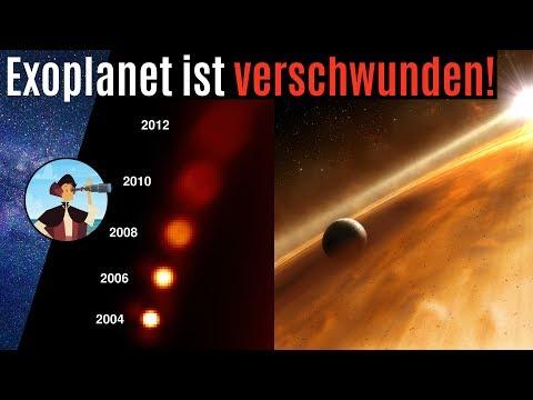 Der Planet, der sich in Luft auflöste