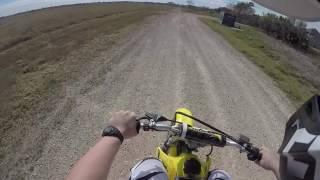 10. Riding my Drz125l