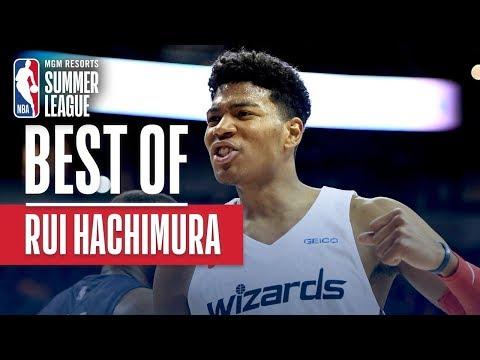 Video: Best of Rui Hachimura | MGM Resorts NBA Summer League