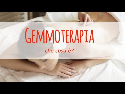 gemmoterapia: che cos'è e quali sono i benefici per la salute