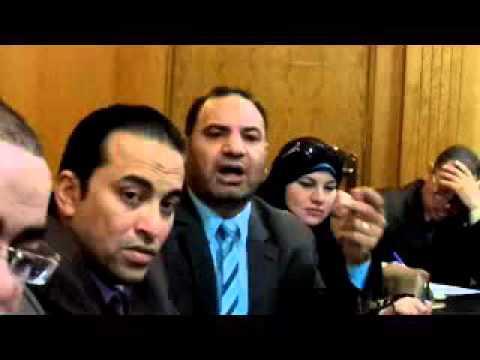 بالصور..اجتماع لجنة الفكر القانوني مع كمال مهنى