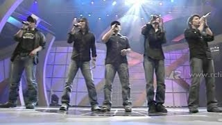 Video 1 Million Voice Krisyanto, Once, Fadli, Duta, Ariel - AMI 2006 MP3, 3GP, MP4, WEBM, AVI, FLV Maret 2018